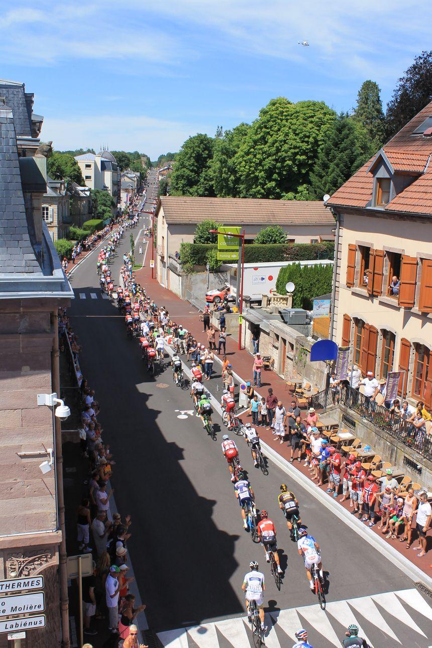 Tour de France 2017 à Luxeuil-les-Bains - Aucun(e)