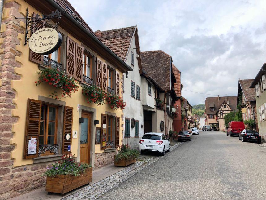 Le Pressoir de Bacchus, un restaurant à ne pas manquer à Blienschwiller !