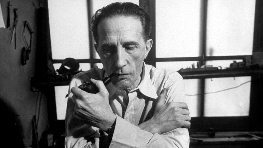 Marcel Duchamp :