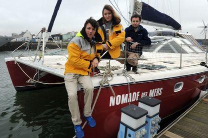 """Le navire laboratoire """"Nomade des mers"""""""