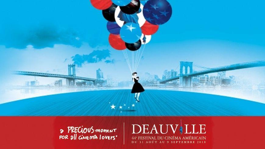 Affiche du 44e Festival du Cinéma Américain