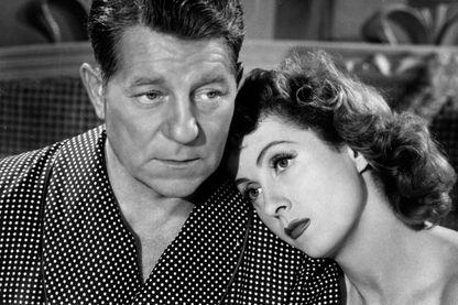 Jean Gabin et Danielle Darrieux dans La Vérité sur Bébé Donge de Henri Decoin (1952)