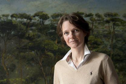 La  militante écologiste Claire Nouvian