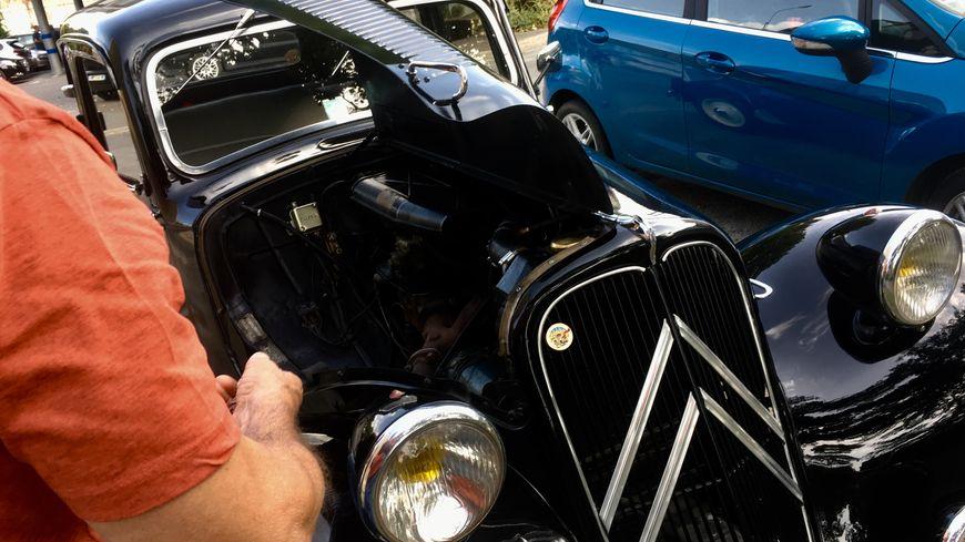 Un défilé de voitures ancienne est prévu aux Vintage Days de Périgueux