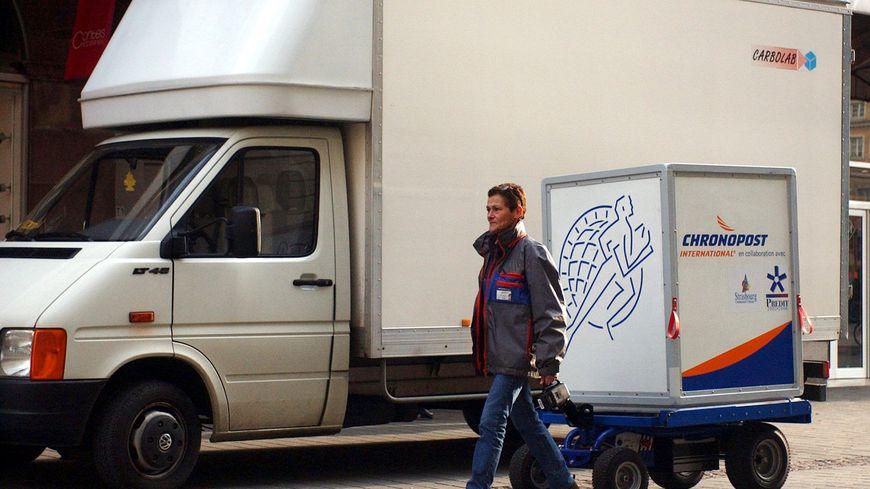 Depuis le 1er septembre, les camions de plus de 7,5 tonnes sont interdits sur la Grande île de Strasbourg.