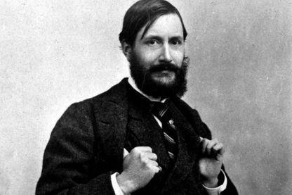 Portrait de Jean Louis Forain (Jean-Louis Forain, 1852-1931), peintre, graveur et illustrateur realiste et impressioniste francais.