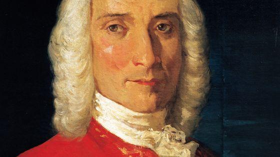 Portrait de Domenico Scarlatti