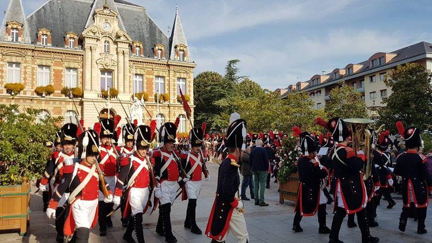 France Bleu était au rendez-vous pour le 3ème Jubilé impérial à Rueil-Malmaison en Septembre 2017.
