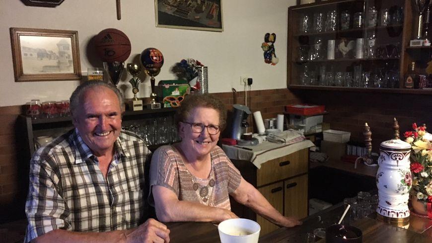 Béatrice et Charles Lienhart continuent à servir leurs clients du jeudi au lundi au Coq Blanc