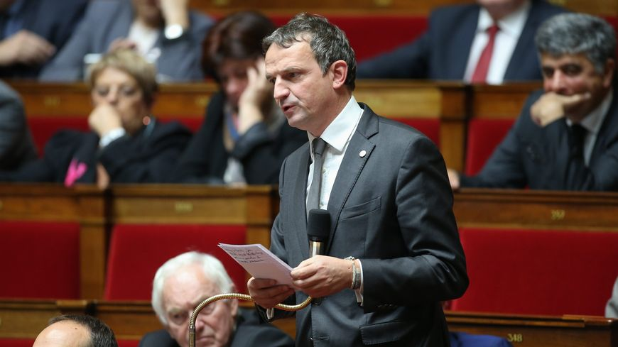 """François-Michel Lambert, le député LREM des Bouches-du-Rhône, avait proné début août la création d'un groupe écologique à l'Assemblée"""""""