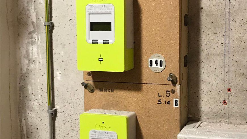 Des compteurs Linky installés dans certains appartements