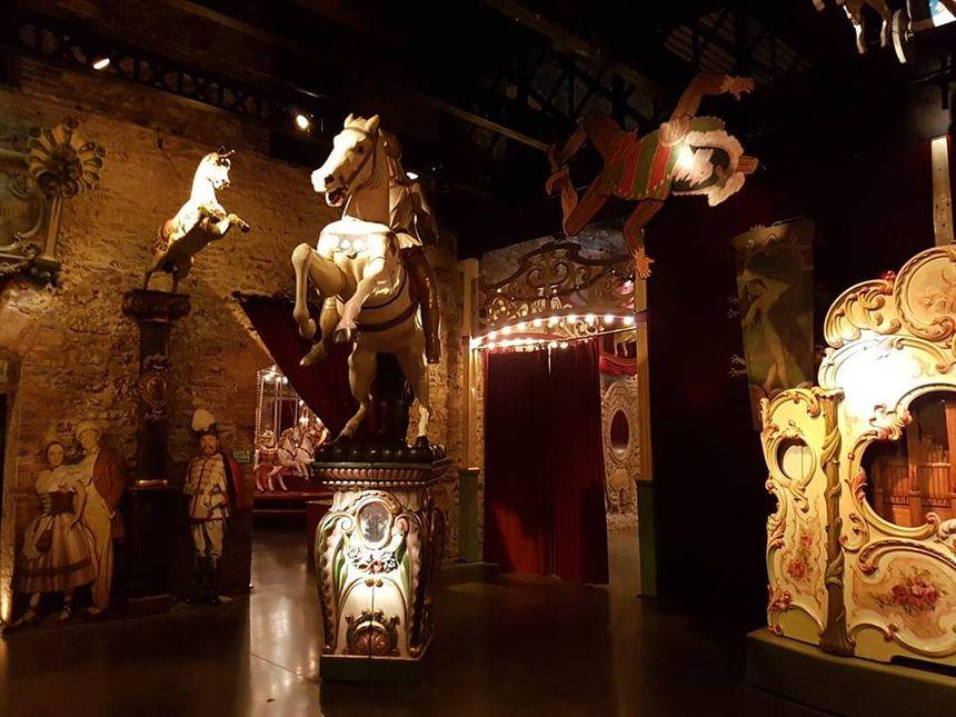Musée des Arts Forains - Paris 12ème.