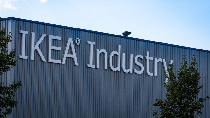 Ikea Industry à Lure.