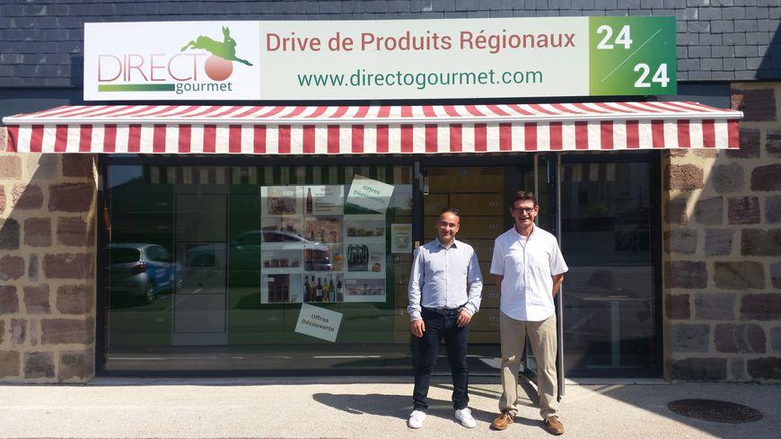 Directo Gourmet vient d'ouvrir ses portes dans le centre de Varetz, près de Brive