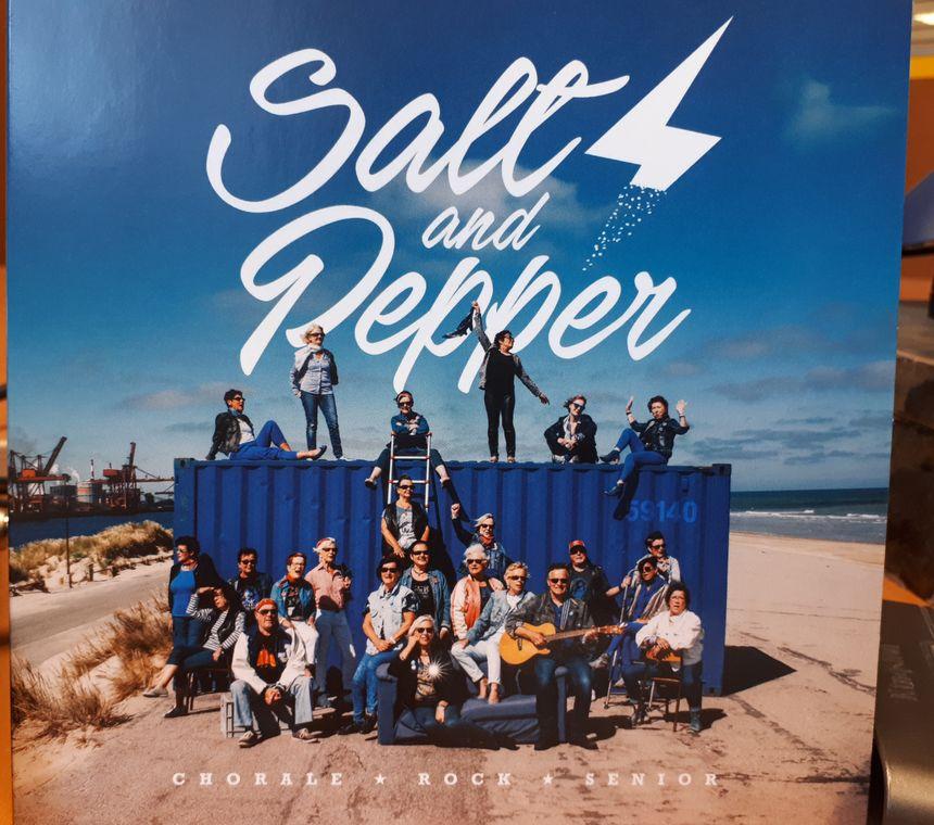 Le premier album des Dunkerquois de Salt and Pepper sortira le 5 octobre.