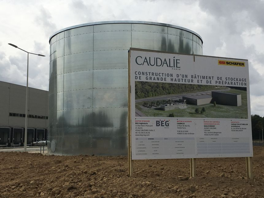 Les travaux sur le site de Gidy sont en cours d'achèvement, le déménagement s'étalera entre octobre et décembre.