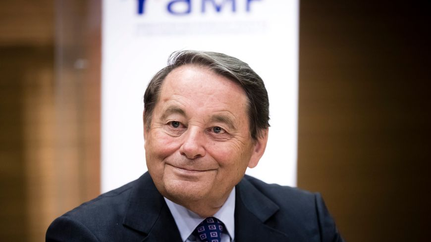 André Laignel, maire d'Issoudun et 1er vic-président de l'AMF (Association des maires de France)