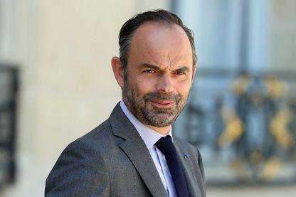 Le premier ministre Edouard Philippe