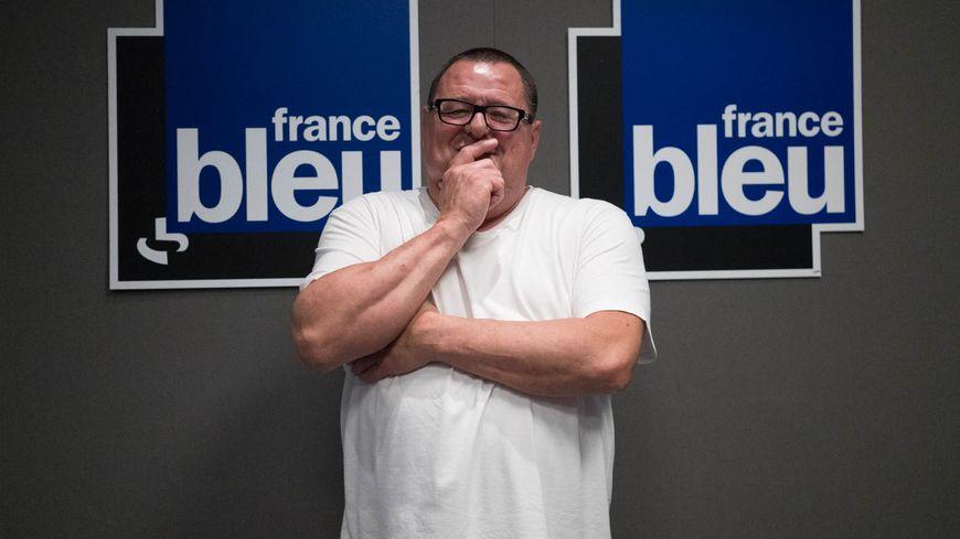 """Christophe Rocca du blog """"La Cuisine du Moun"""""""