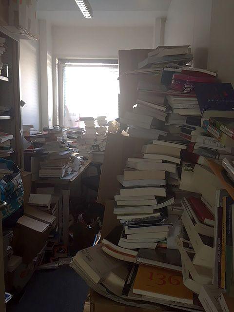 Le bureau d'Ilana Morouyssef