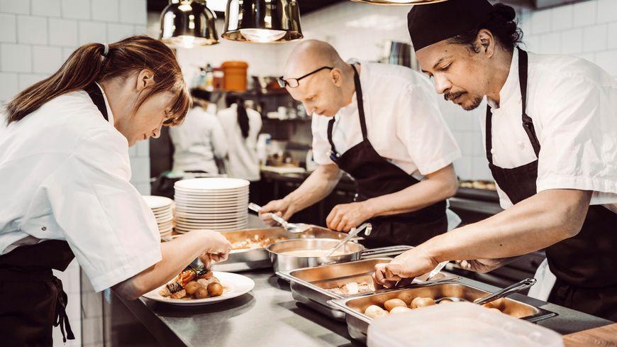 FB MAINE - Dans la cuisine d'un chef Sarthois