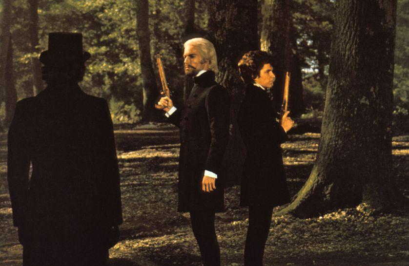 Le duel d'Albert de Morcerf et le comte de Monte-Cristo au cinéma en 1976