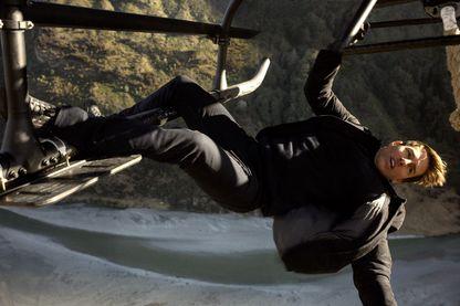 """Tom Cruise a réalisé la plupart de ses cascades dans """"Mission: Impossible - Fallout"""""""