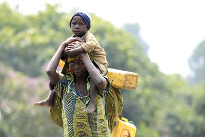 Réfugiés du Kivu
