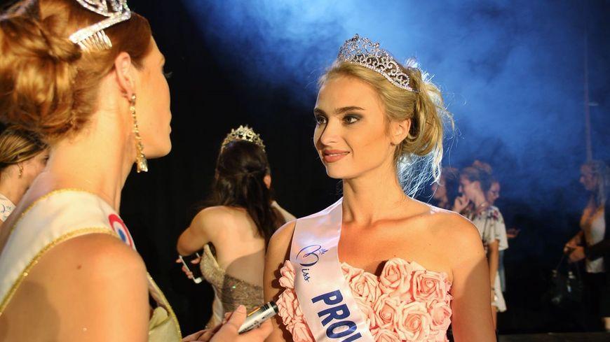 Aurélie Pons élue Miss Provence 2018 renonce à son titre