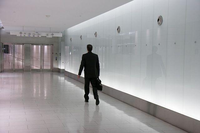 """Couloirs de la """"Ville intérieure"""" de Montréal"""