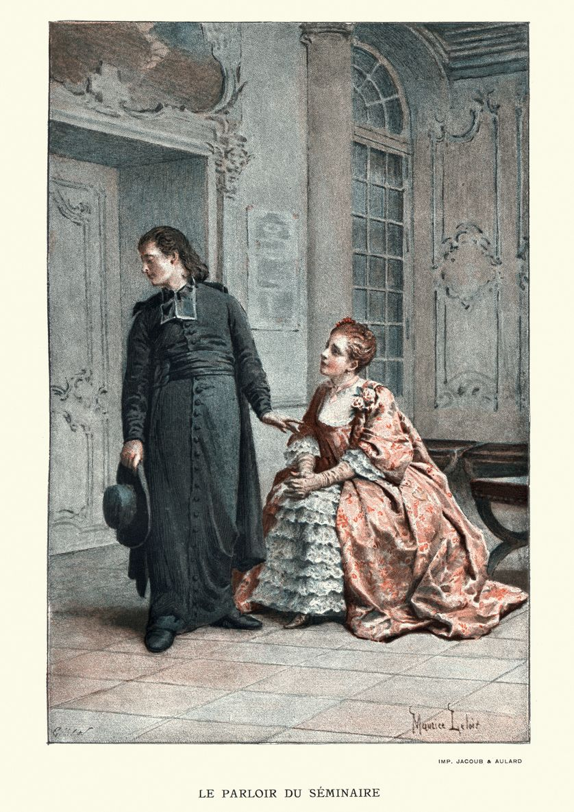 Prêtre et célibat