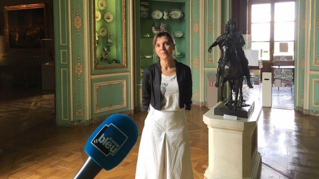 Eva Grangier-Menu, adjointe au Directeur du Musée de Sceaux