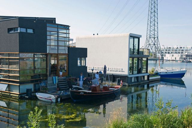 Ijburg, la nouvelle Amsterdam