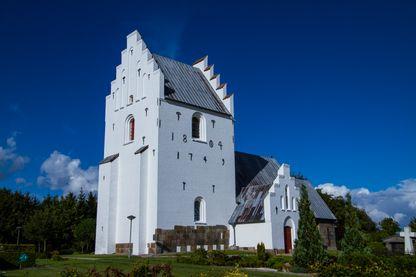 Hvorup, église à Nørresundby, Danemark