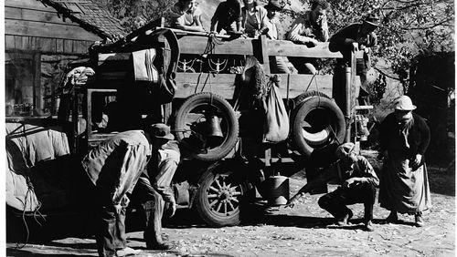 """Épisode 4 : L'horreur économique - Autour des """"Raisins de la colère"""" de Steinbeck"""