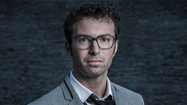 Simon Zaoui, pianiste et directeur artistique du cycle musical de La Chapelle de Kersaint