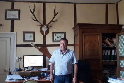 Benoît Chevron est président de la fédération 77 des chasseurs