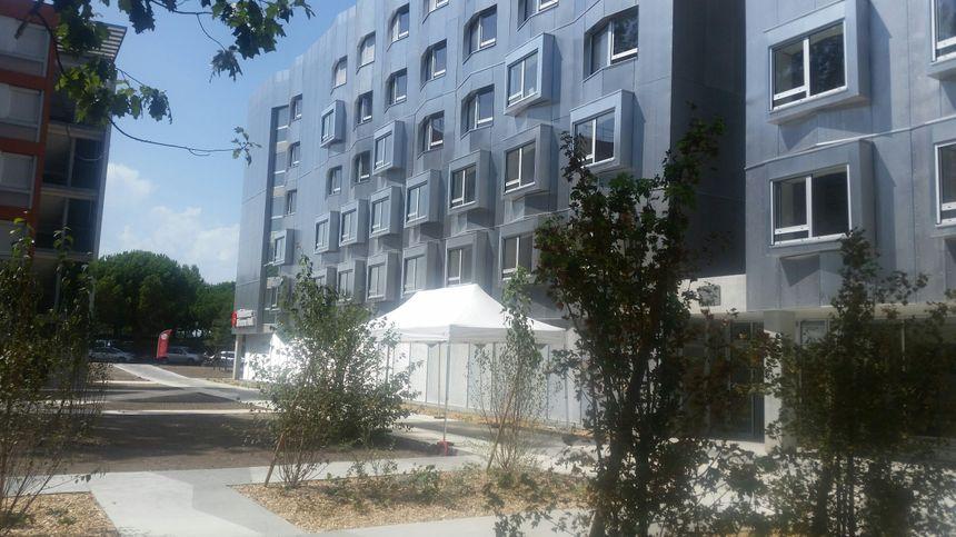 La nouvelle résidence Simone Veil ouvre aux étudiants le 1er septembre