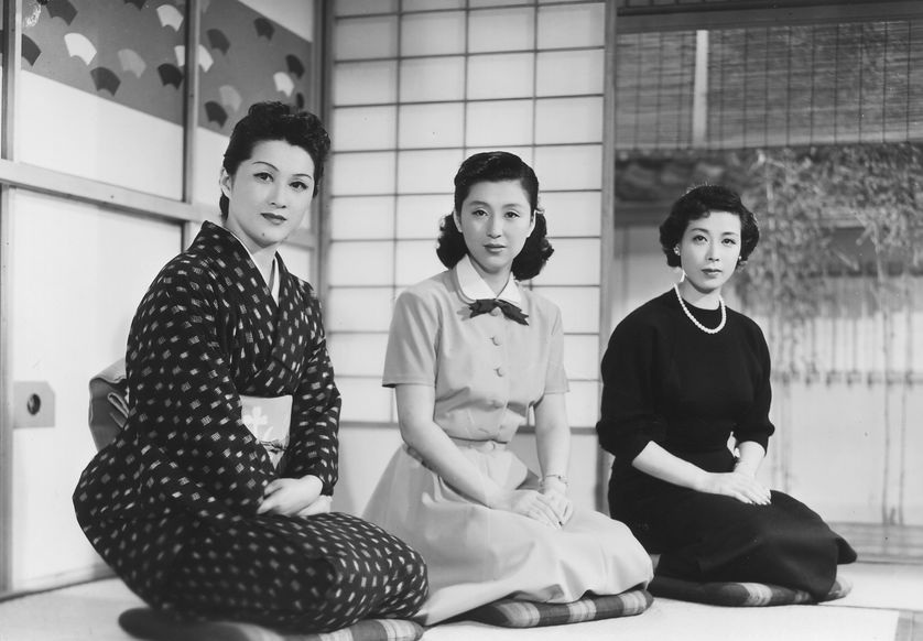 """Yasujirō Ozu , """"Le goût du riz"""""""