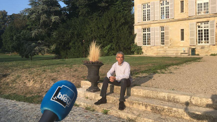 Jean-Luc Briot, Responsable CAP du PNR du Vexin français