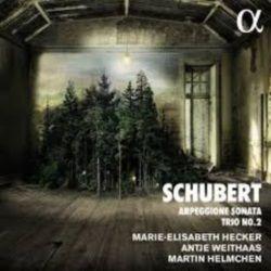 Franz Schubert : Trio avec piano D 929 et sonate arpeggione