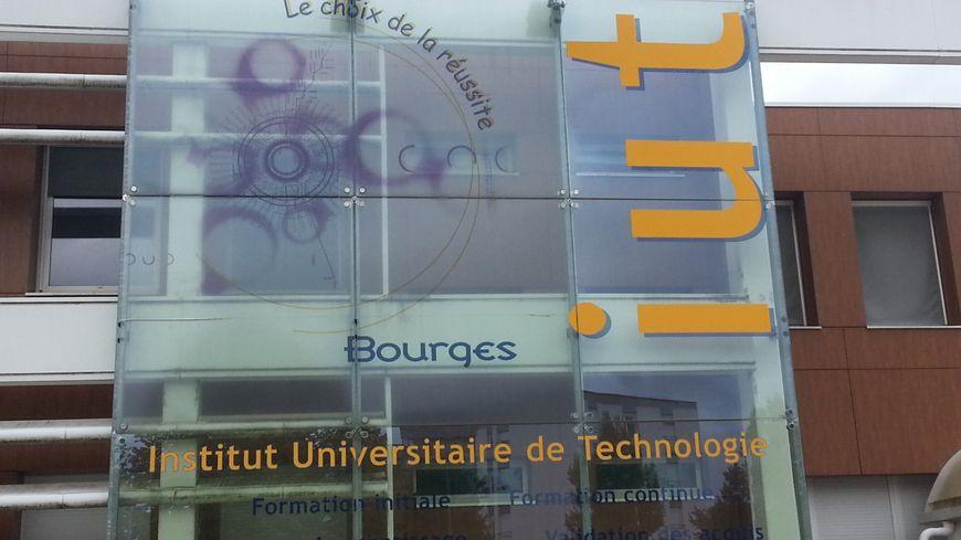 L'institut universitaire de technologie de Bourges