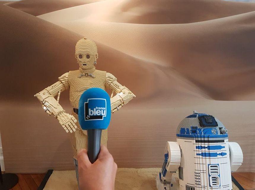 Expo Star Wars à Chanorier.