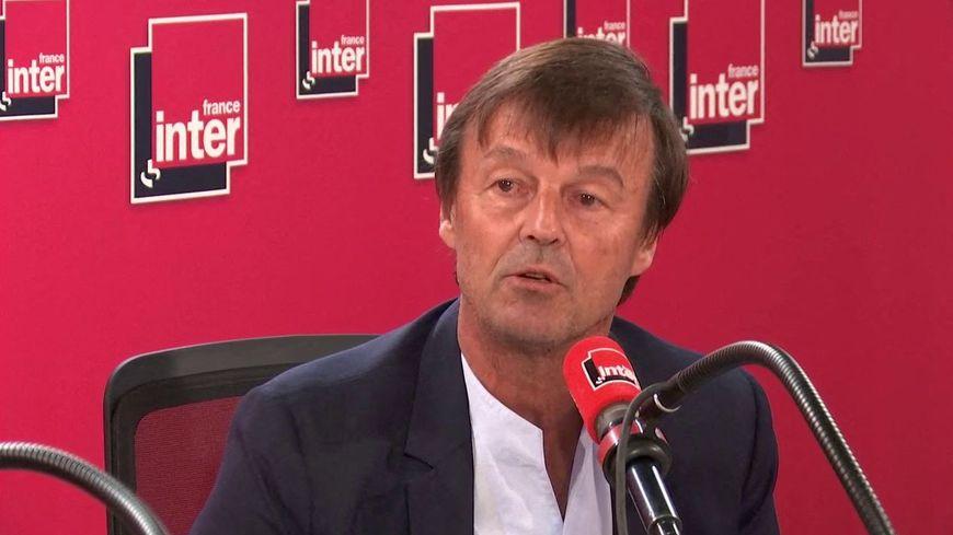 Nicolas Hulot a annoncé sa démission en direct sur France Inter mardi matin.
