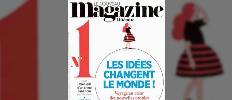 Couverture du Nouveau Magazine Littéraire