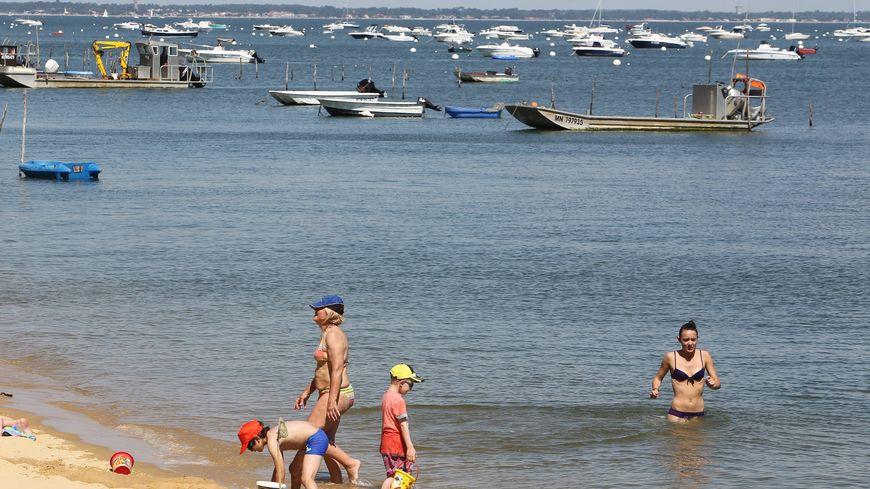 Gironde   une femme de 84 ans découverte morte noyée à Lège-Cap-Ferret 968cac533d1
