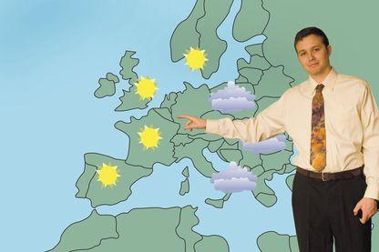 A quand Saint-Etienne sur les cartes météo ?