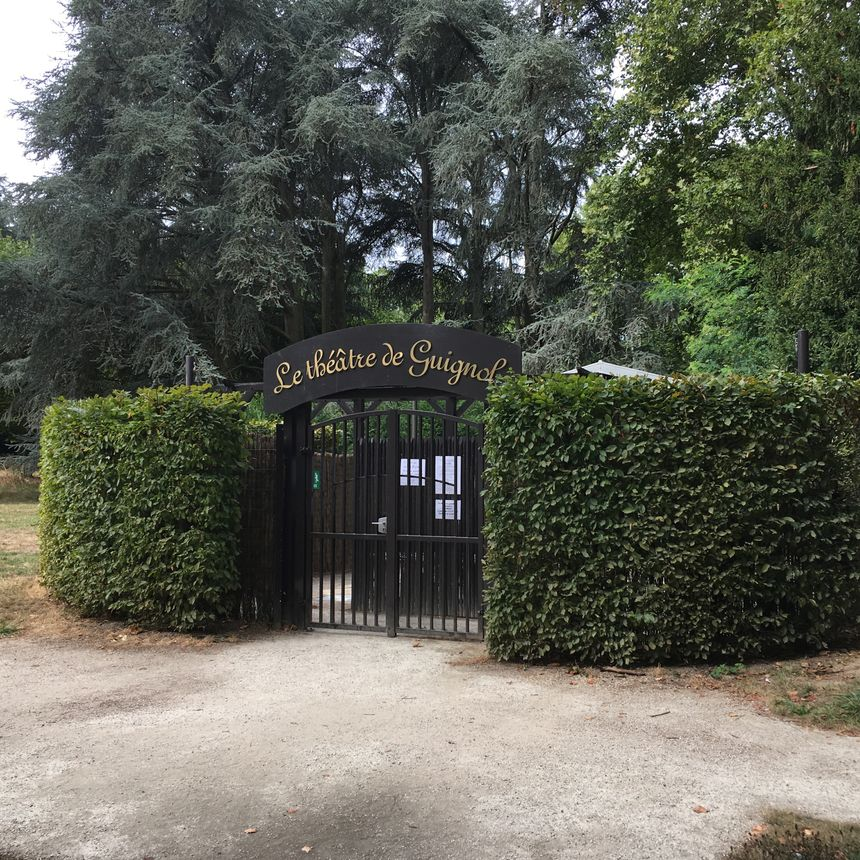 Le Castelet du Parc de Sceaux