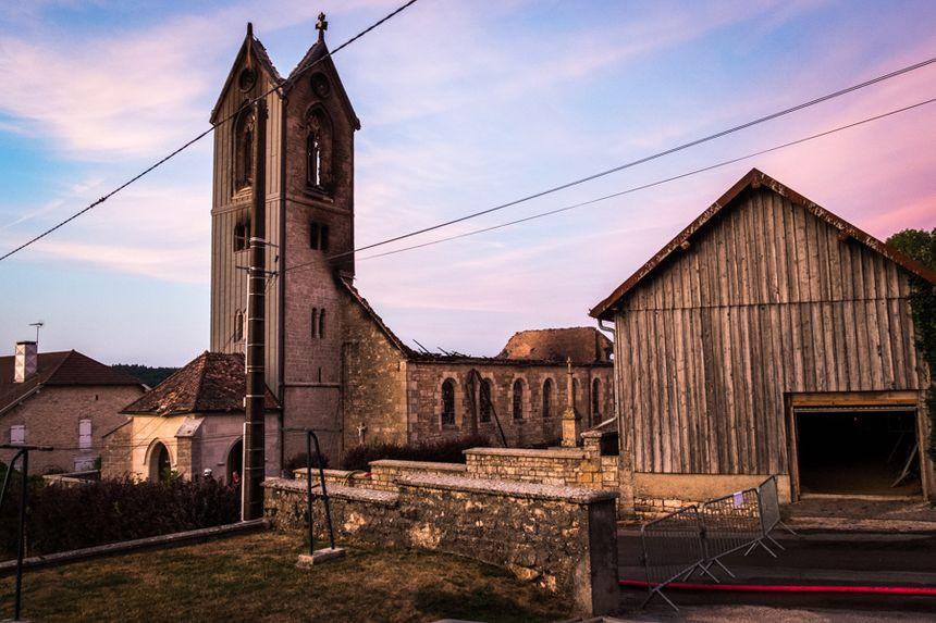 Eglise de Villeneuve d'Amont