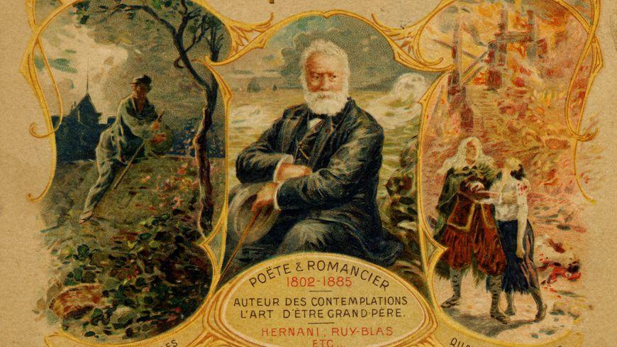 Vignette Victor Hugo.